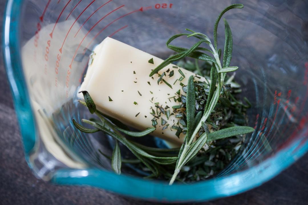 Boston Organics - Butter and Rosemary