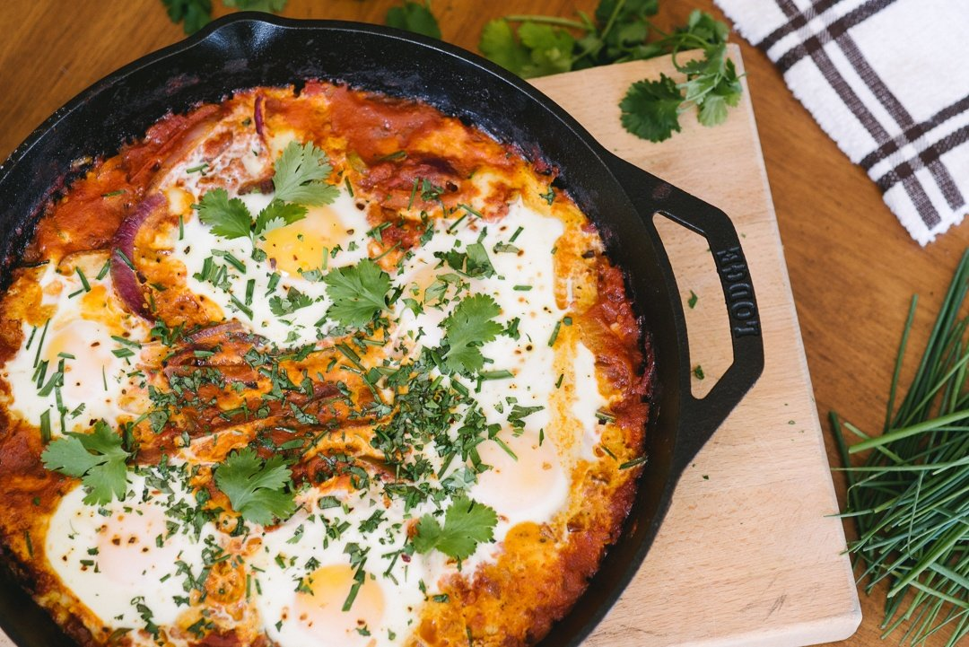 Boston Organics - Shakshuka