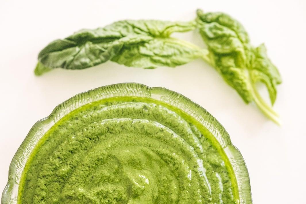 Boston Organics - Spinach Pesto