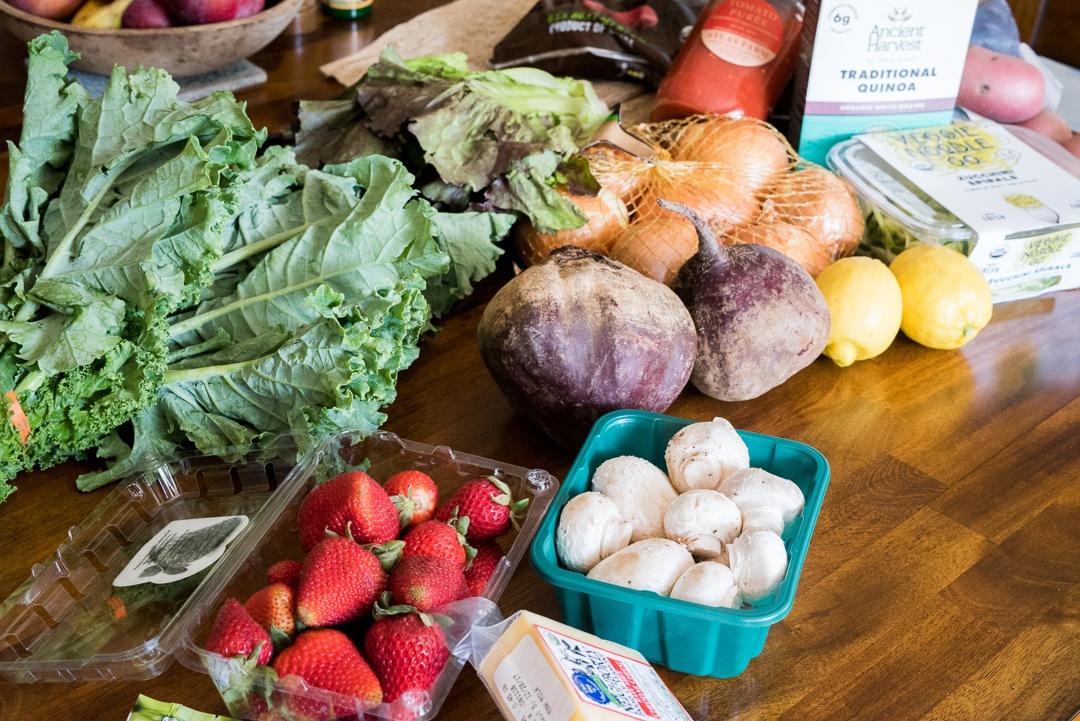 Boston Organics - Spring Chef Kit