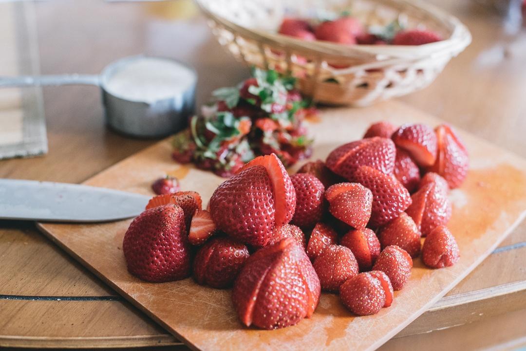 Boston Organics - Strawberries