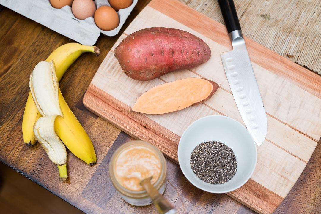 Boston Organics - Sweet Potato Banana Bites