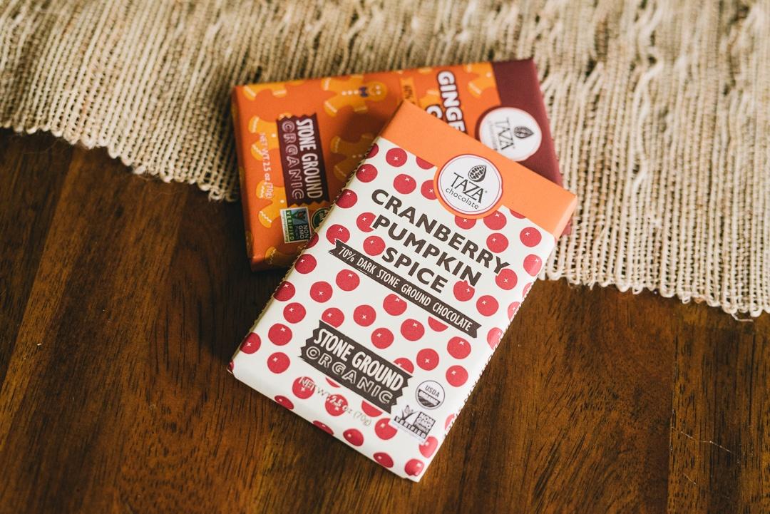 Boston Organics - Try Seasonal Taza Chocolates