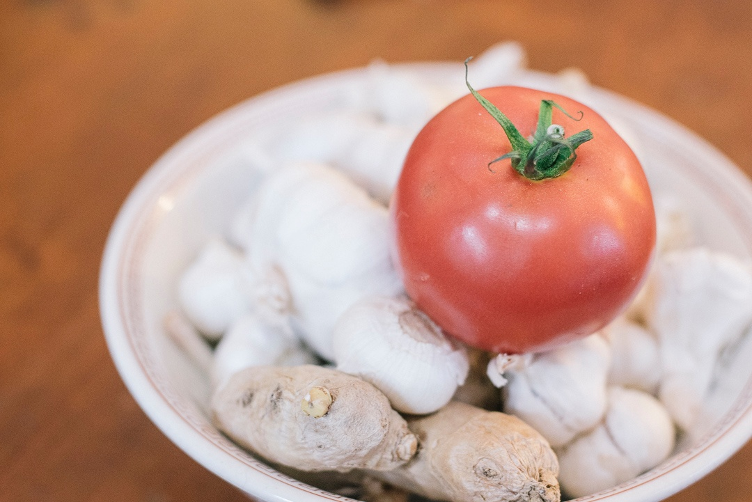 Boston Organics - Tomato