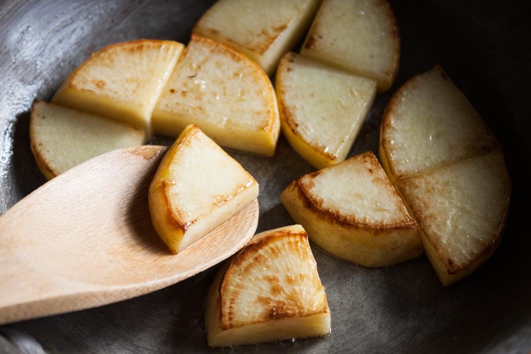 Boston Organics - Turnips
