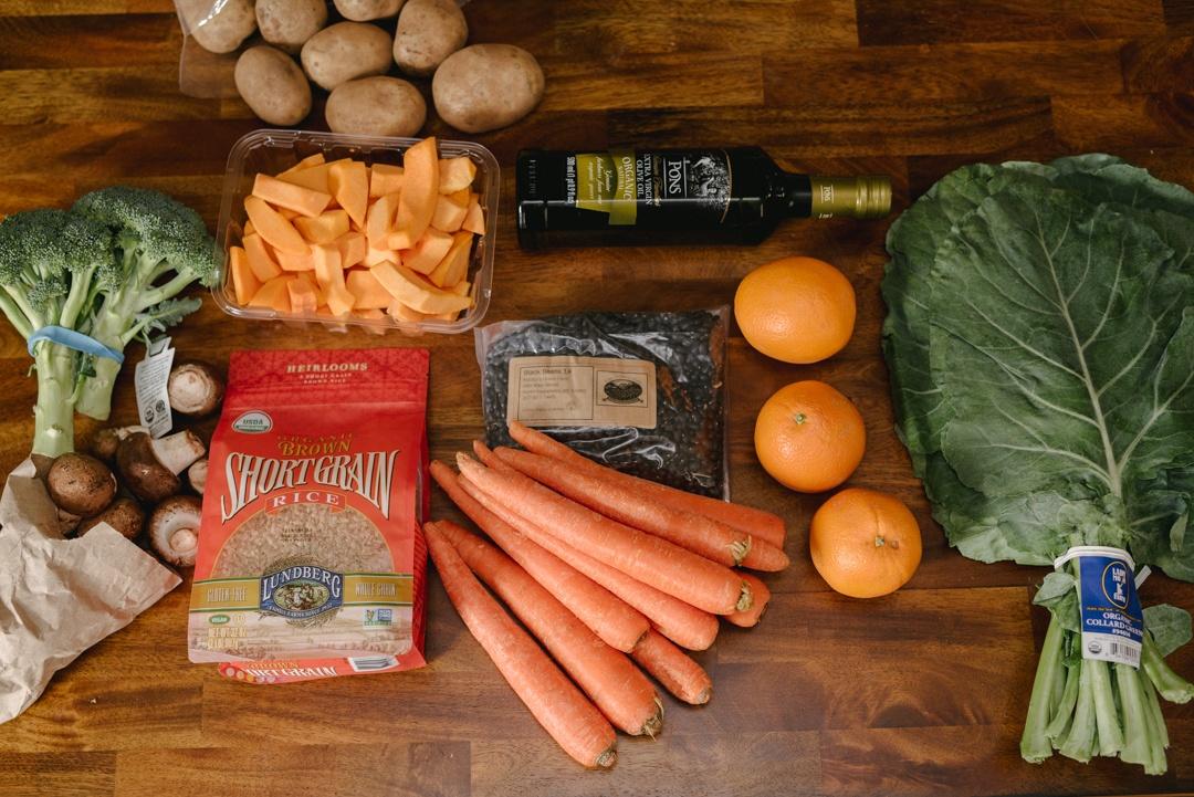 Boston Organics - Winter Chef's Kit