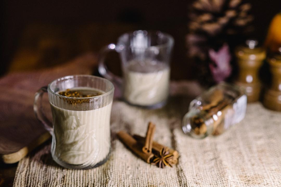 Boston Organics - Coconut Milk Eggnog