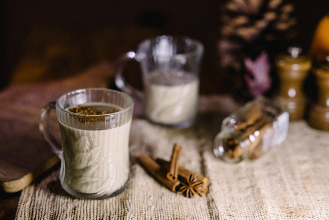 Boston Organics - Coconut Milk Eggnog