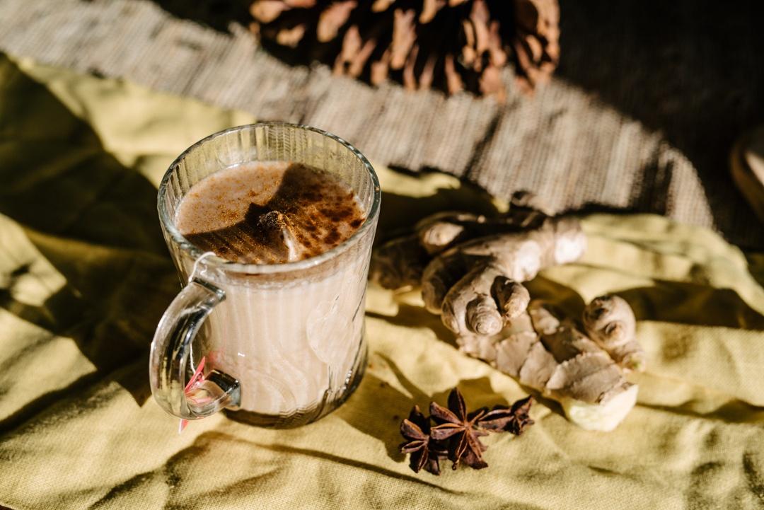 Boston Organics - Ginger Latte