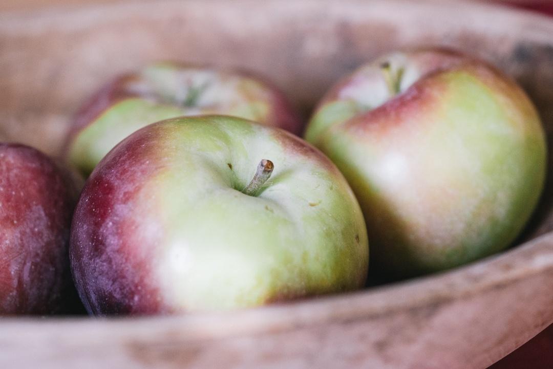 Boston Organics - Local Apples
