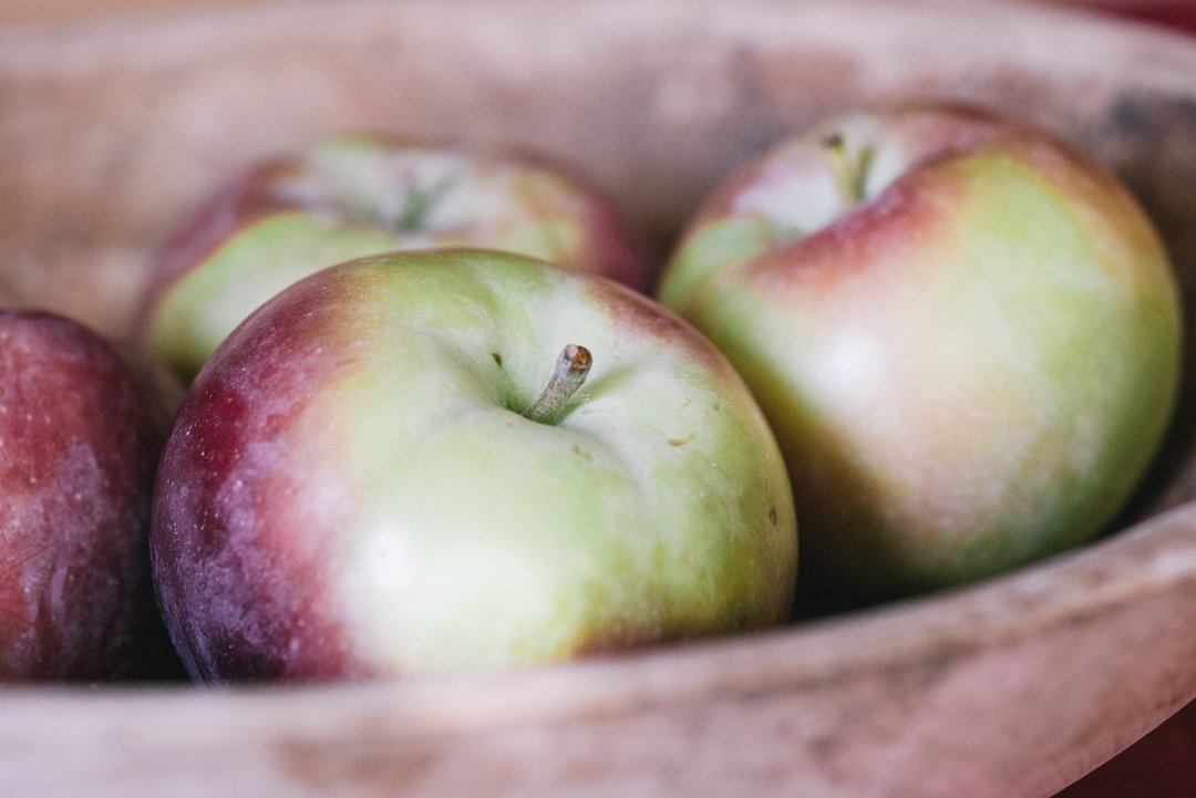 Boston Organics - Local Apples