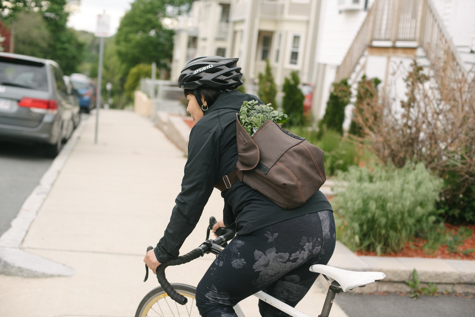 Boston Organics - Cycle to Work
