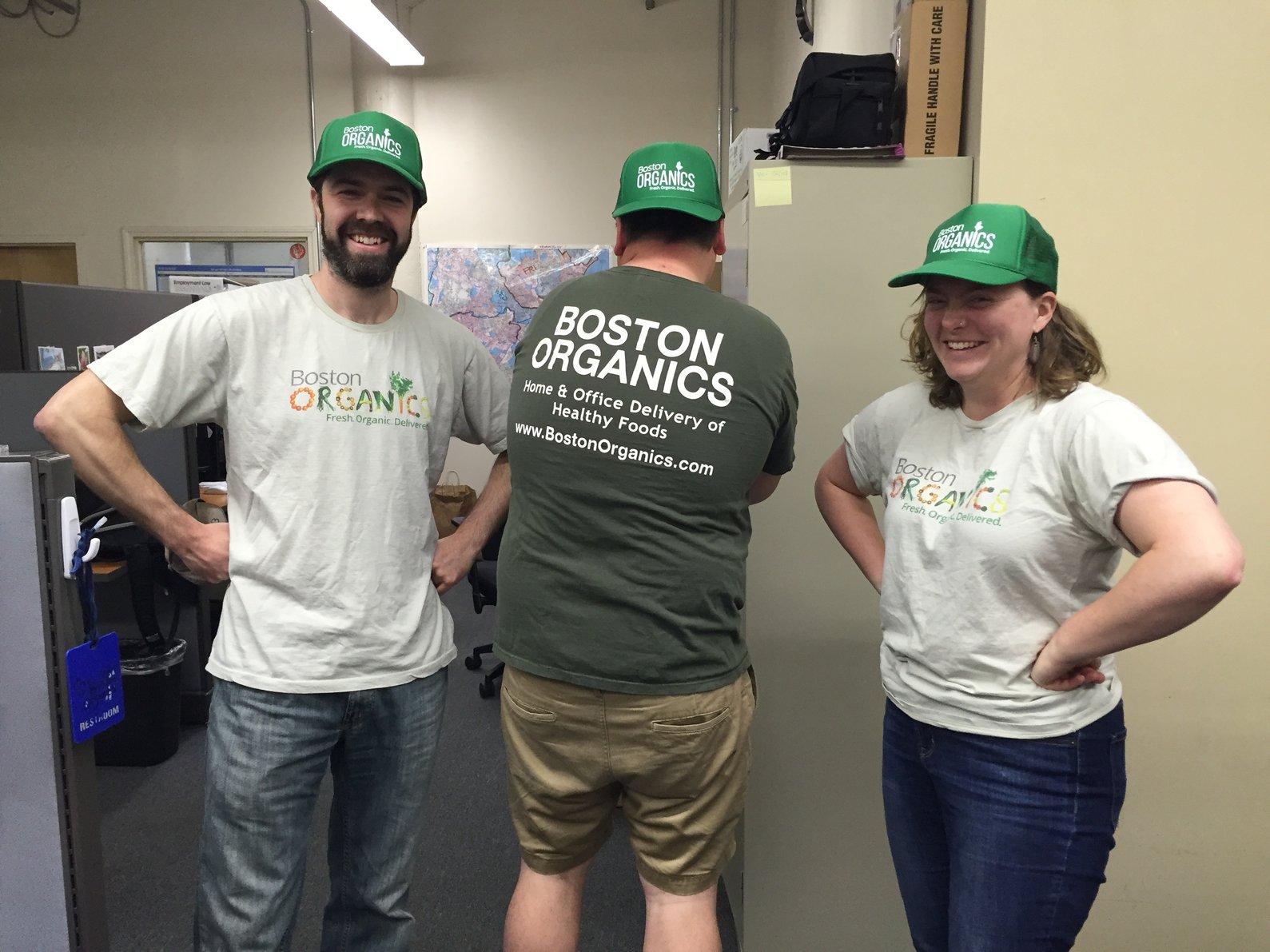 Team Boston Organics