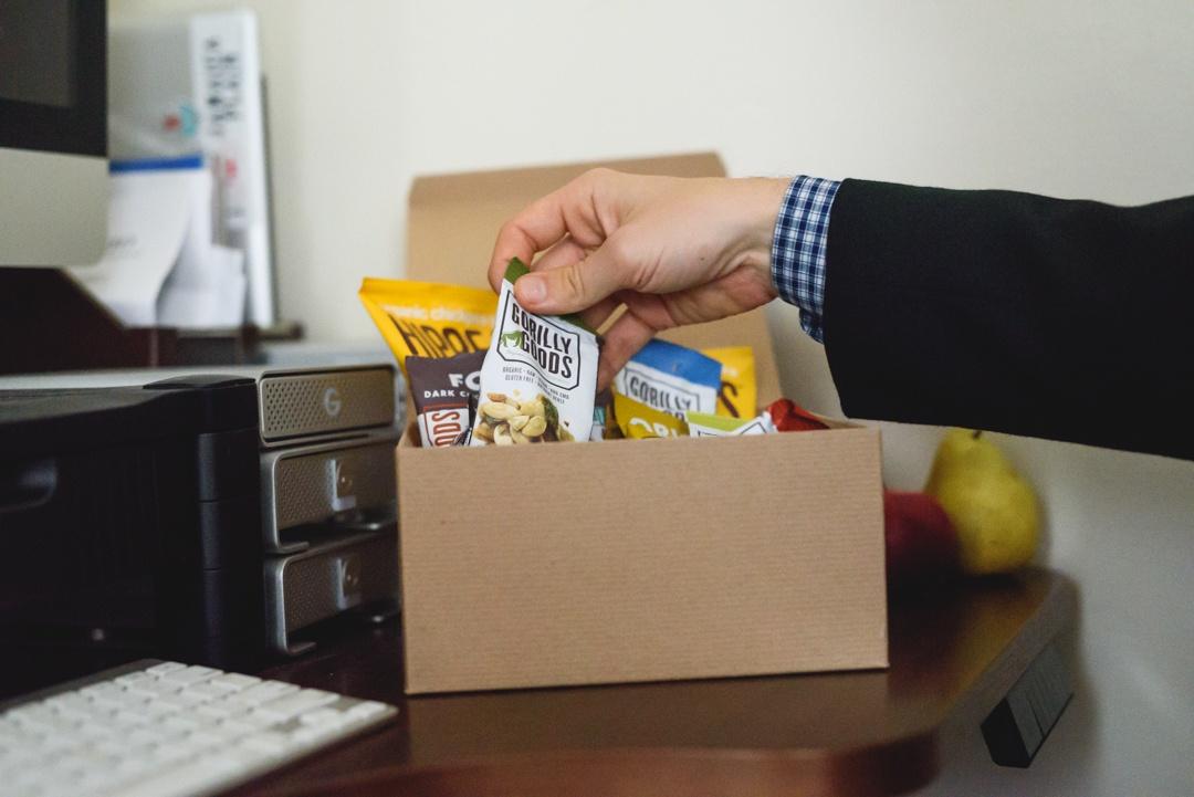 Boston Organics - Afternoon Snack Kit