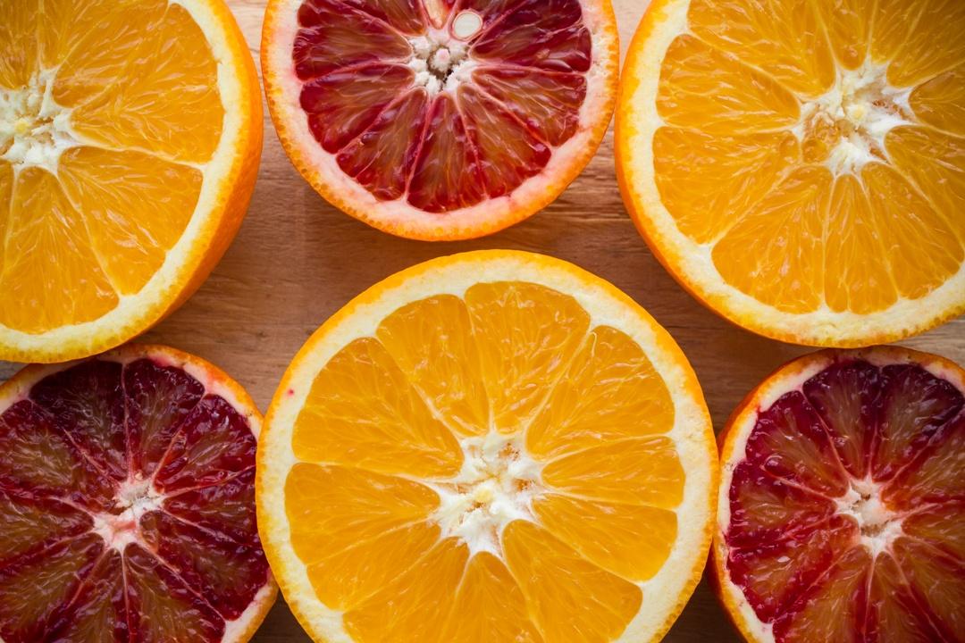 Boston Organics - Navel and Blood Oranges