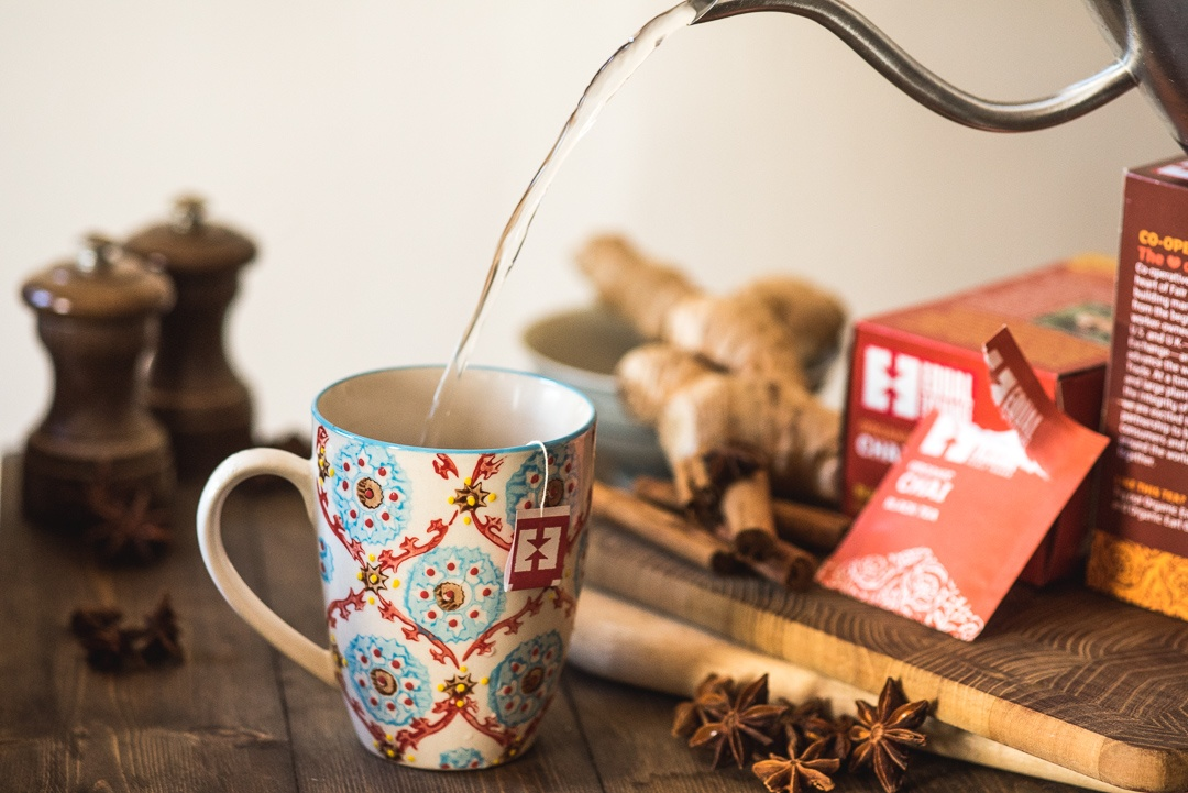 Boston Organics - Chai Tea