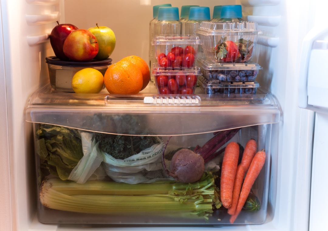 Shop smart to reduce food waste.