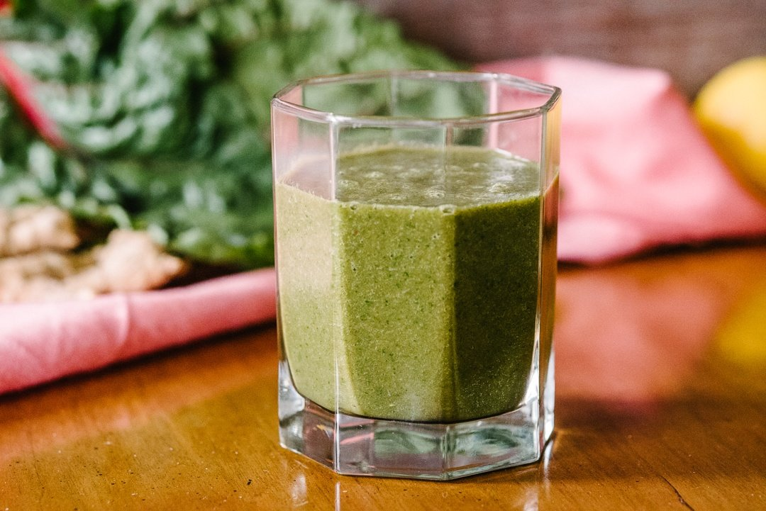 Boston Organics - Froots Green Smoothie