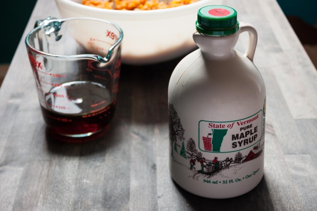 Boston Organics - Maple Syrup