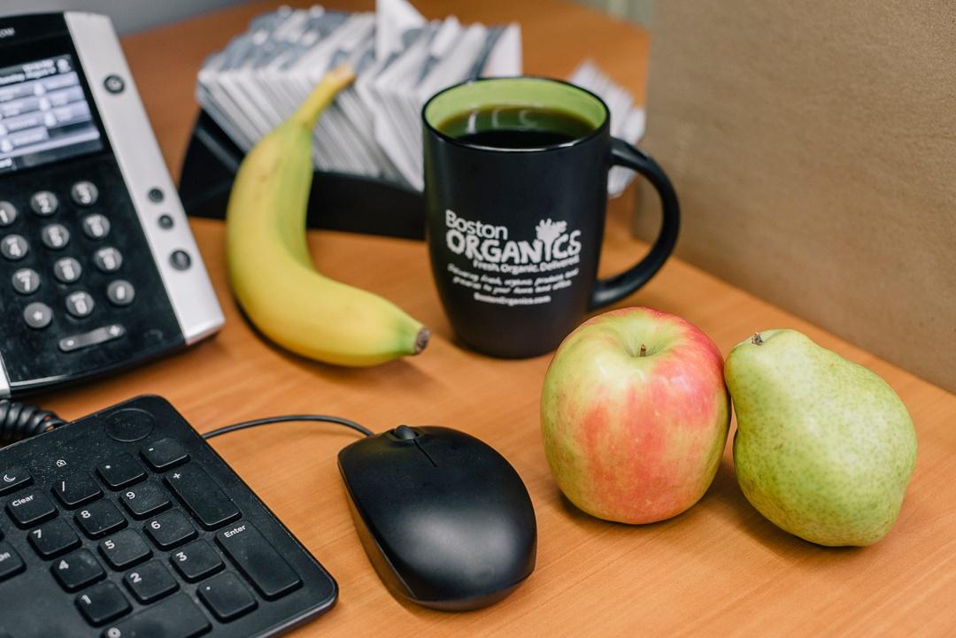 Fruit, the finest decoration.
