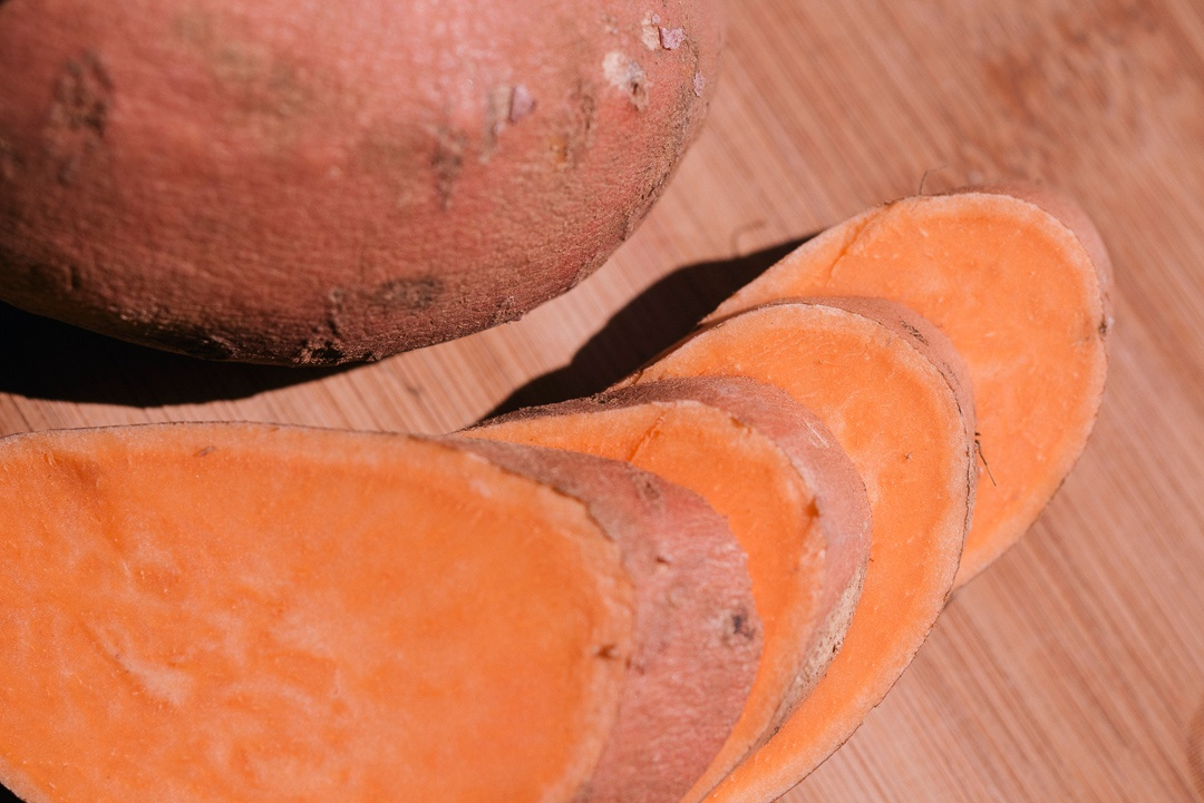 Boston Organics - Sweet Potatoes