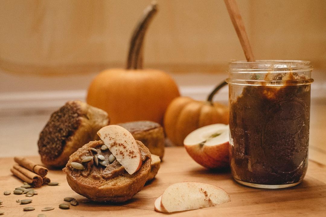 Boston Organics - Pumpkin Butter