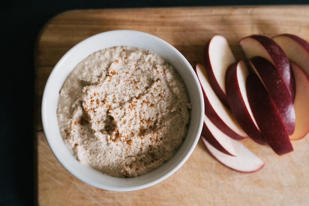 Boston Organics - Spiced Cashew Dip