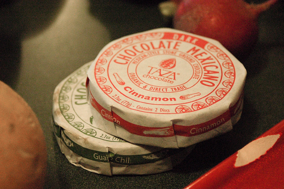 Boston Organics - Cinnamon Taza Disc