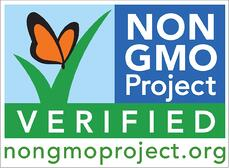 non-GMO verified seal