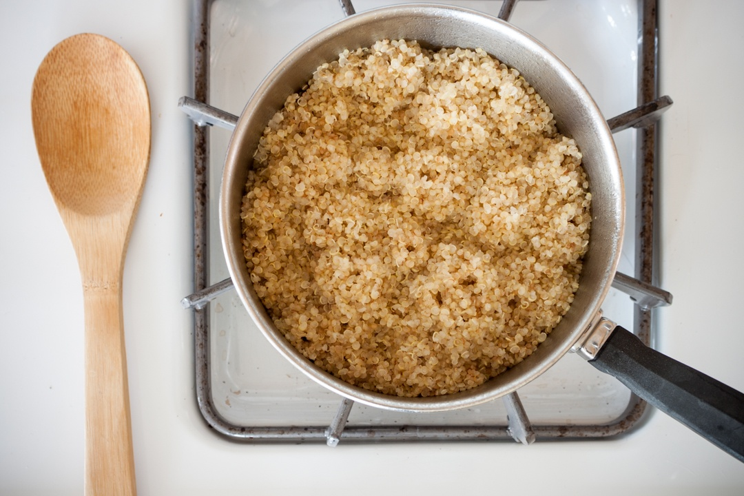 Cooked Quinoa | Boston Organics