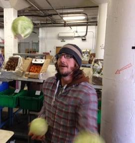 Andy Juggle   Boston Organics