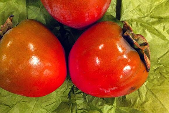 Boston Organics Hachiya Persimmon