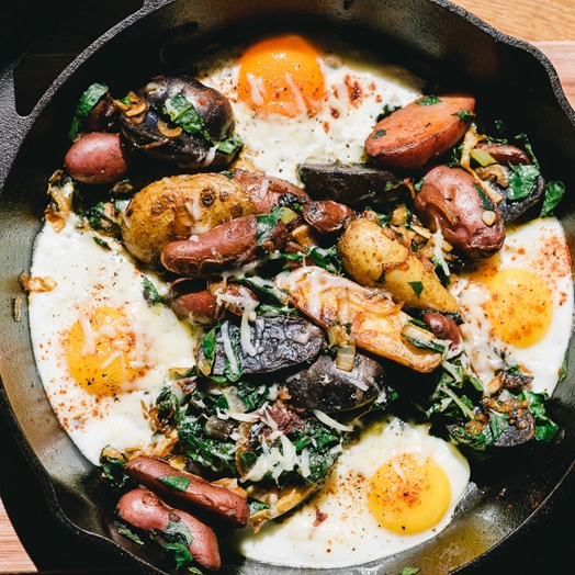 fingerling-potato-hash-with-swiss-chard-and-eggs