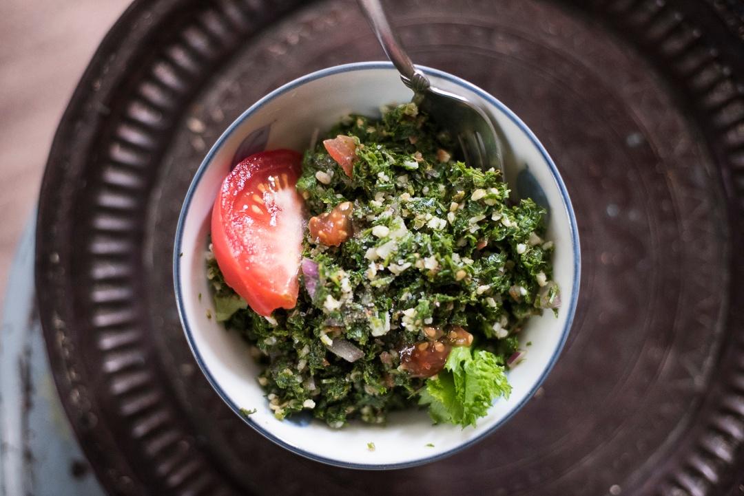 Boston Organics Lebanese Tabbouleh