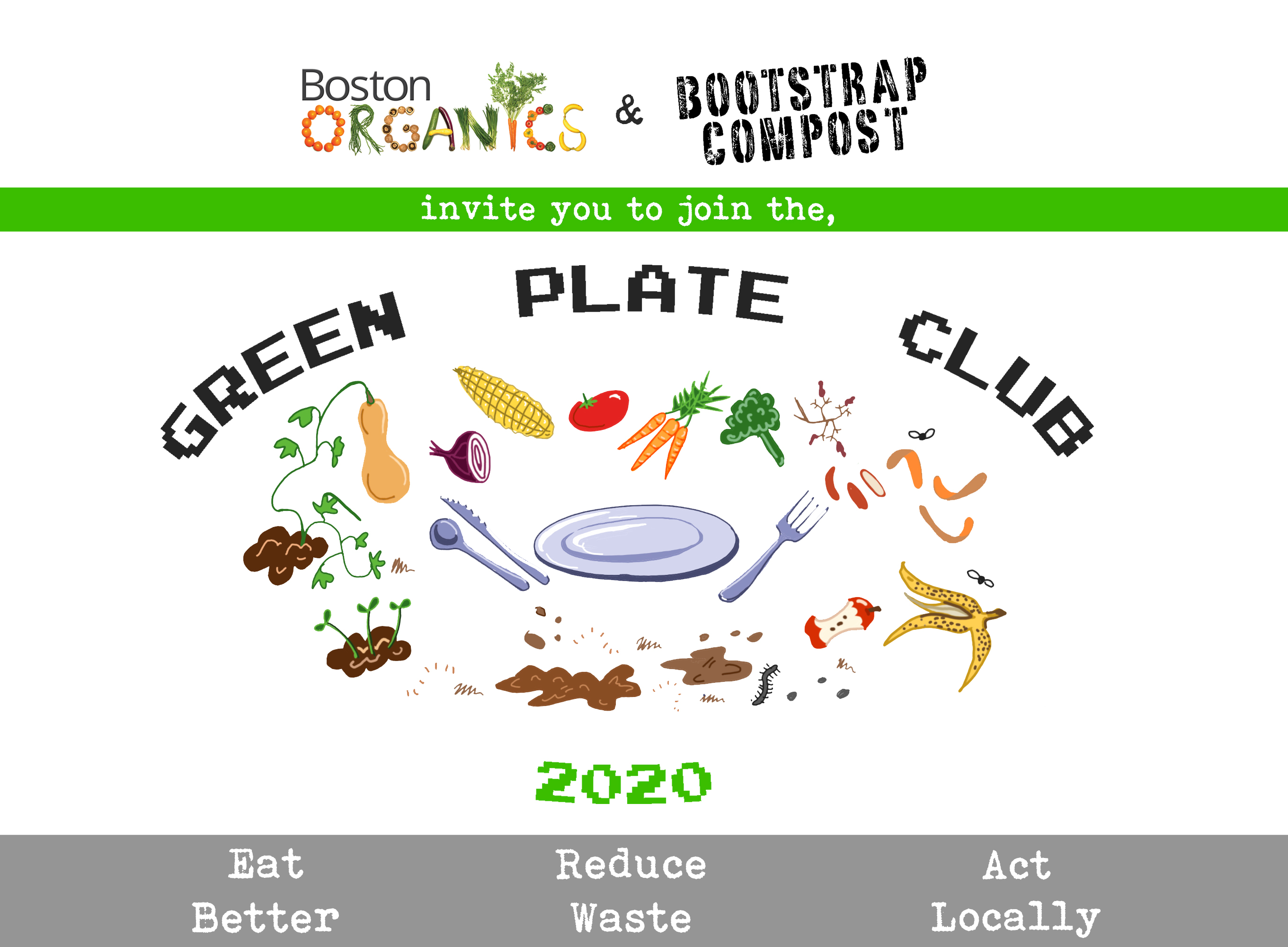 Join the Green Plate Club!