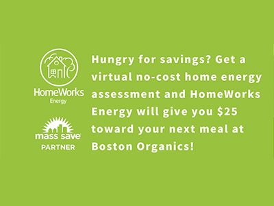 Home Energy Assessment with HomeWorks Energy