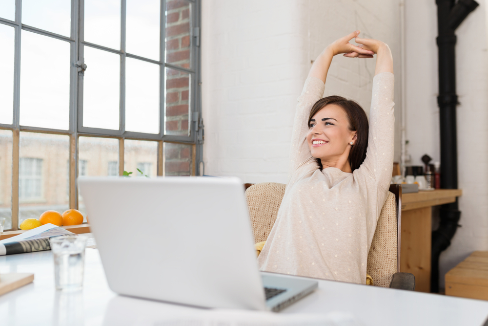 How to work from home and not get cabin fever