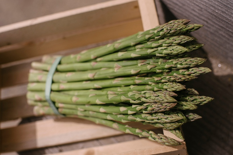 asparagus bunched environmental   Boston Organics