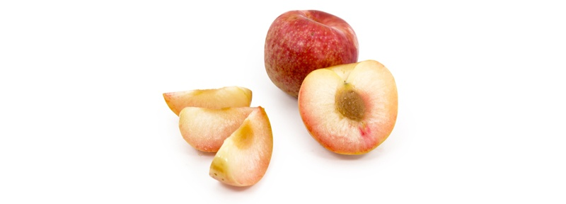 Organic Pluot Sliced | Boston Organics