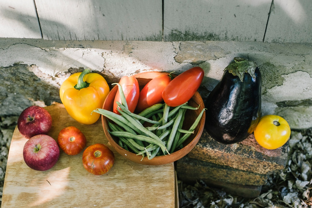 Local Tomatoes, Peppers, Apples | Boston Organics