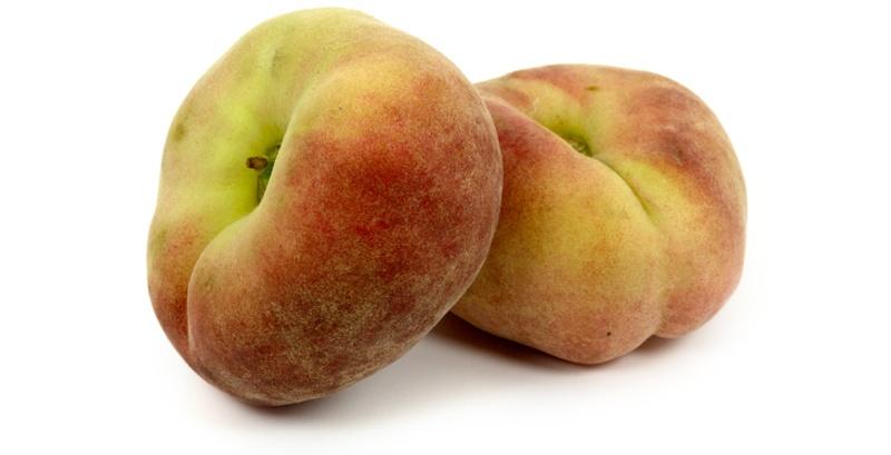 Donut Peaches | Boston Organics
