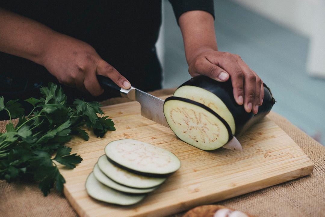 Babaganoush Chop | Boston Organics