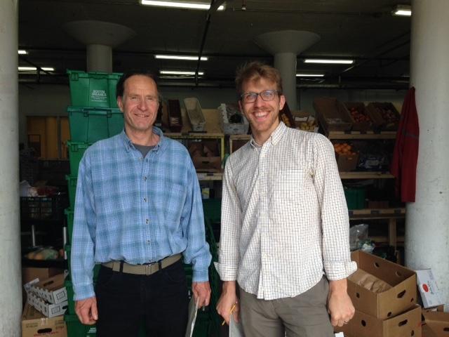 Eric & Chipper | Boston Organics