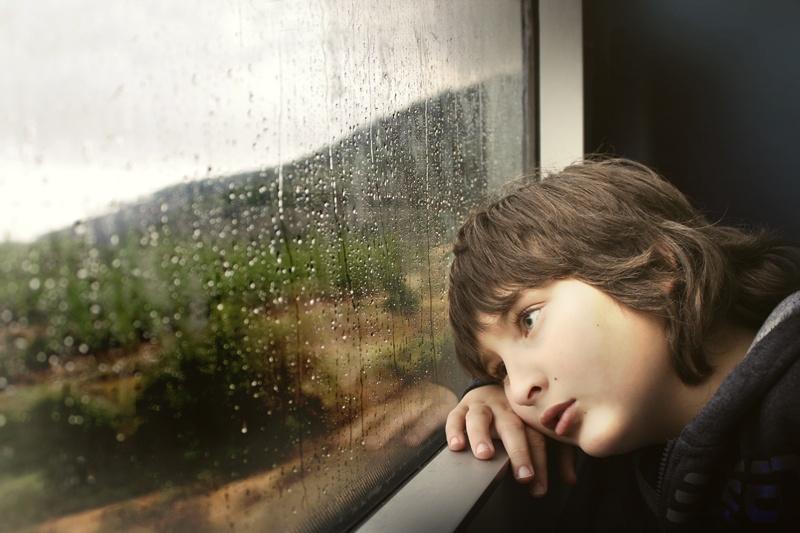 rainy day | unsplash