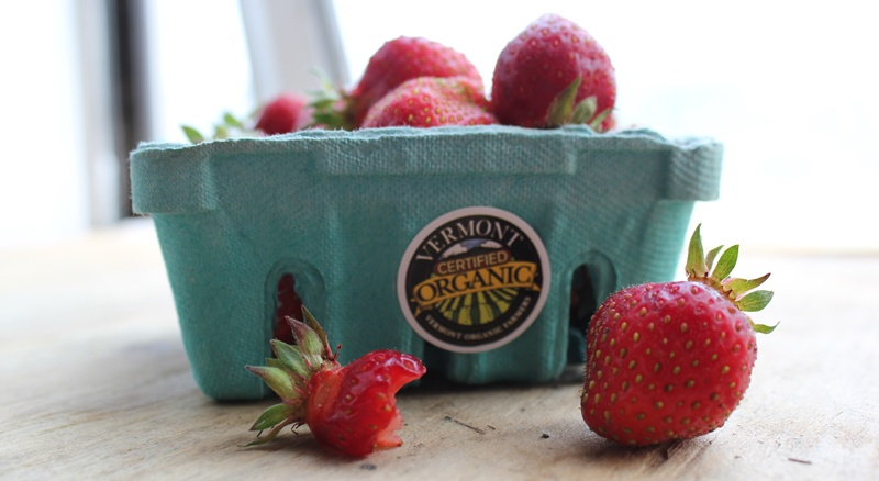 local organic new england strawberries - Boston_Organics