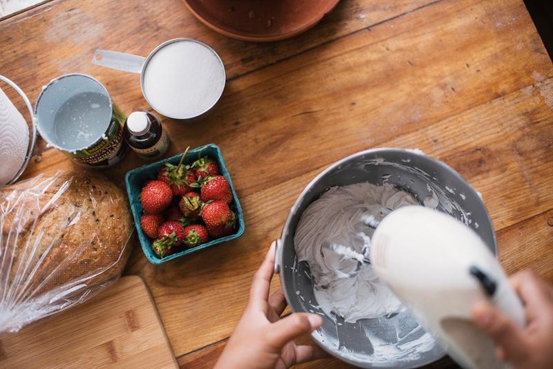 Strawberry Shortcake Recipe   Boston Organics