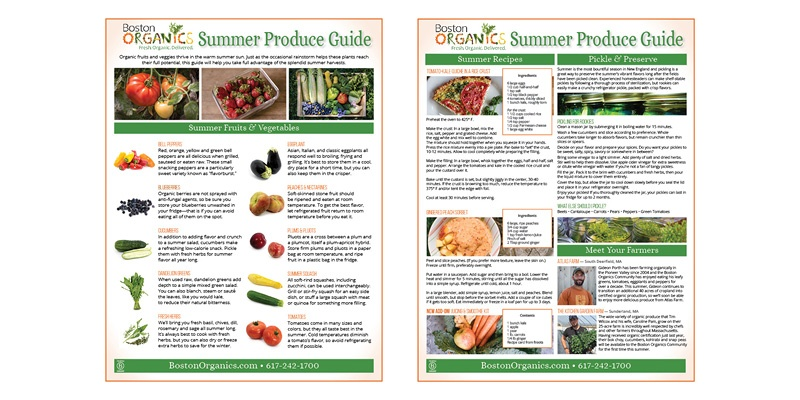 Your Guide to Summer Produce