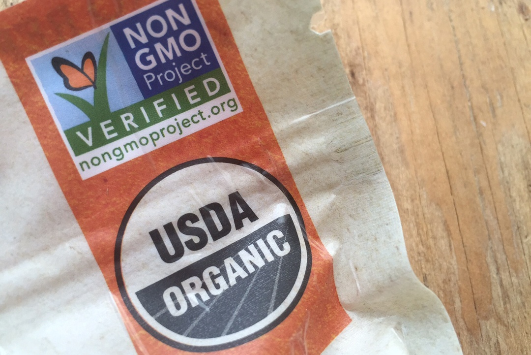 About USDA Organic labels